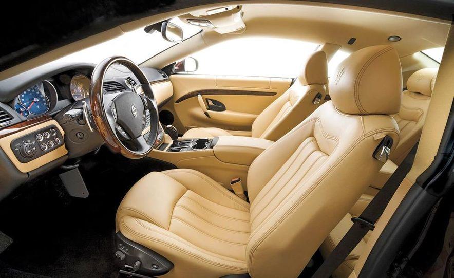 2009 Maserati GranTurismo S 4.7 wheel - Slide 4