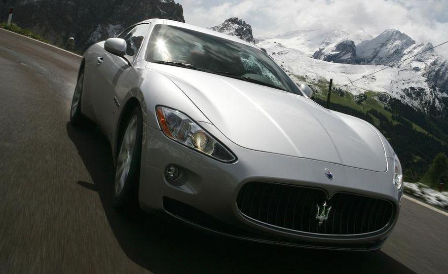 2009 Maserati GranTurismo S 4.7 wheel - Slide 11