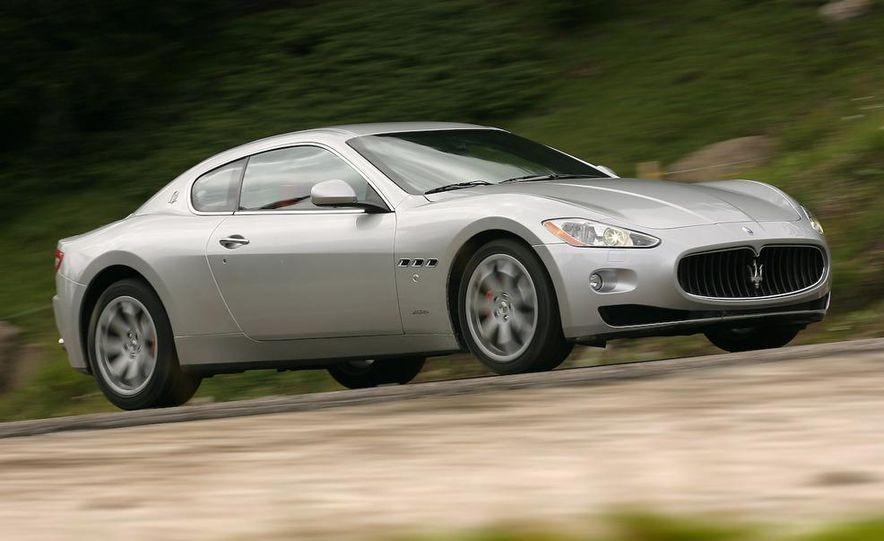 2009 Maserati GranTurismo S 4.7 wheel - Slide 14