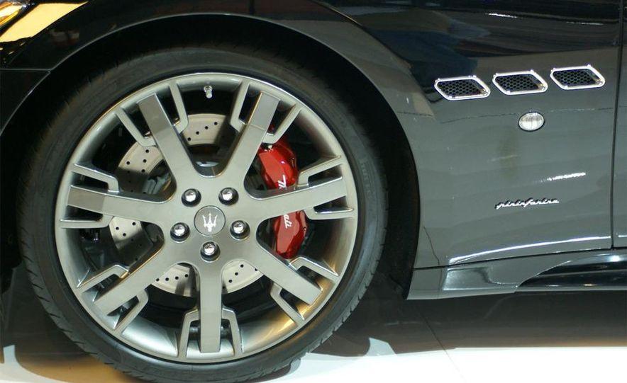 2009 Maserati GranTurismo S 4.7 wheel - Slide 1