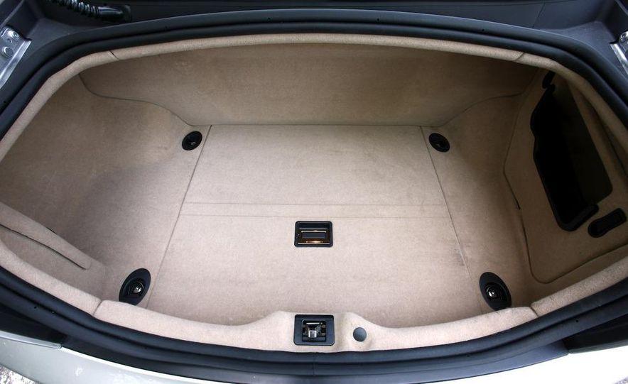 2009 Maserati GranTurismo S 4.7 wheel - Slide 33