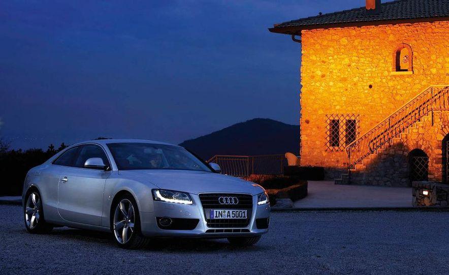 2010 Audi A7 - Slide 10