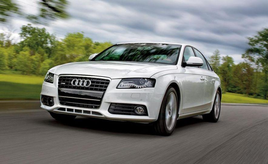 2010 Audi A7 - Slide 14