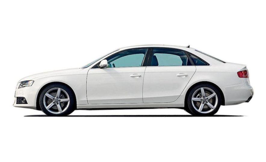 2010 Audi A7 - Slide 17