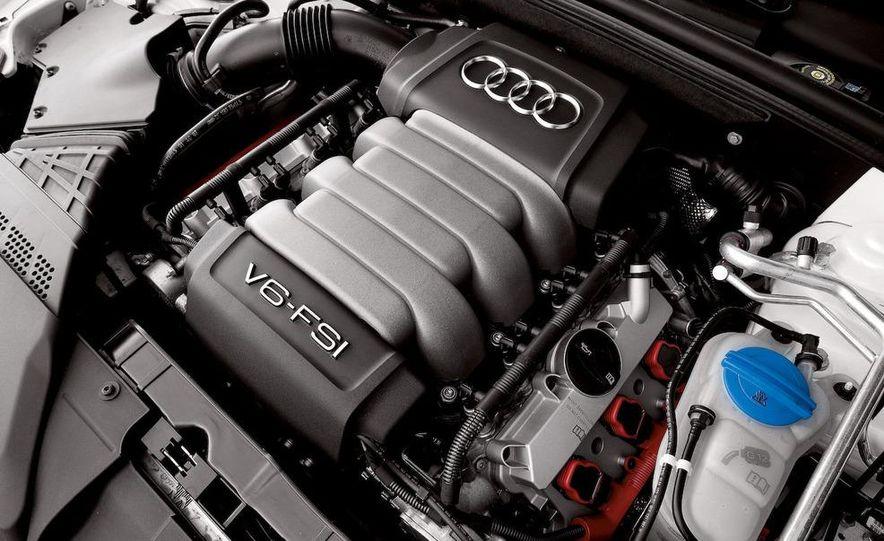 2010 Audi A7 - Slide 21