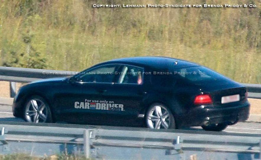 2010 Audi A7 - Slide 1