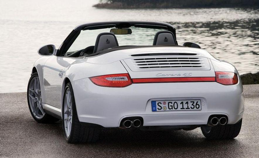 2011 Porsche 911 Carrera (998) coupe - Slide 19
