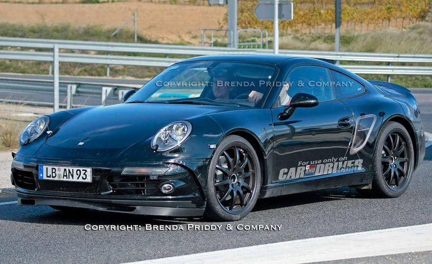 2011 Porsche 911 Carrera (998) coupe - Slide 3