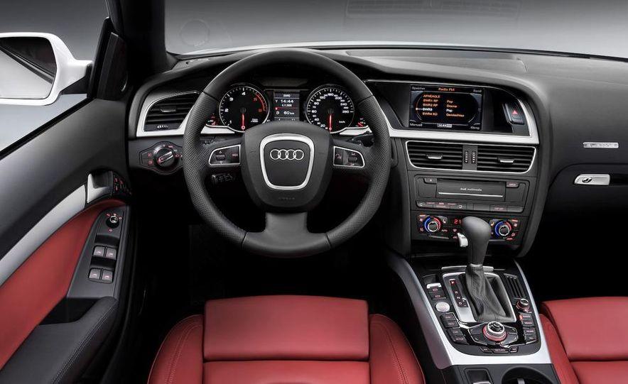 2010 Audi S5 cabriolet - Slide 63
