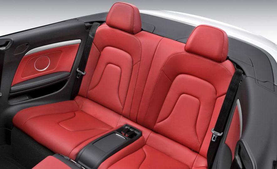 2010 Audi S5 cabriolet - Slide 64