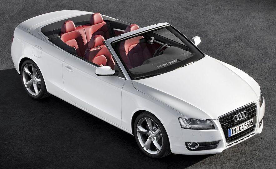 2010 Audi S5 cabriolet - Slide 55