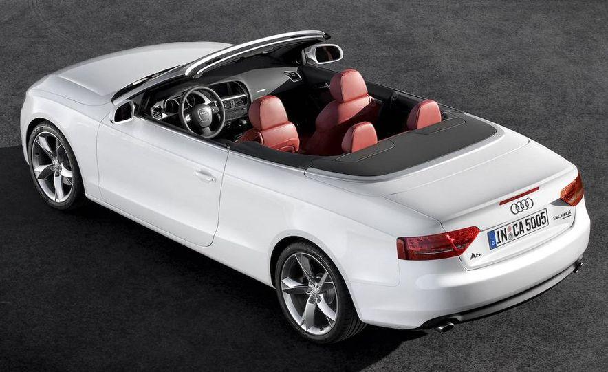 2010 Audi S5 cabriolet - Slide 56