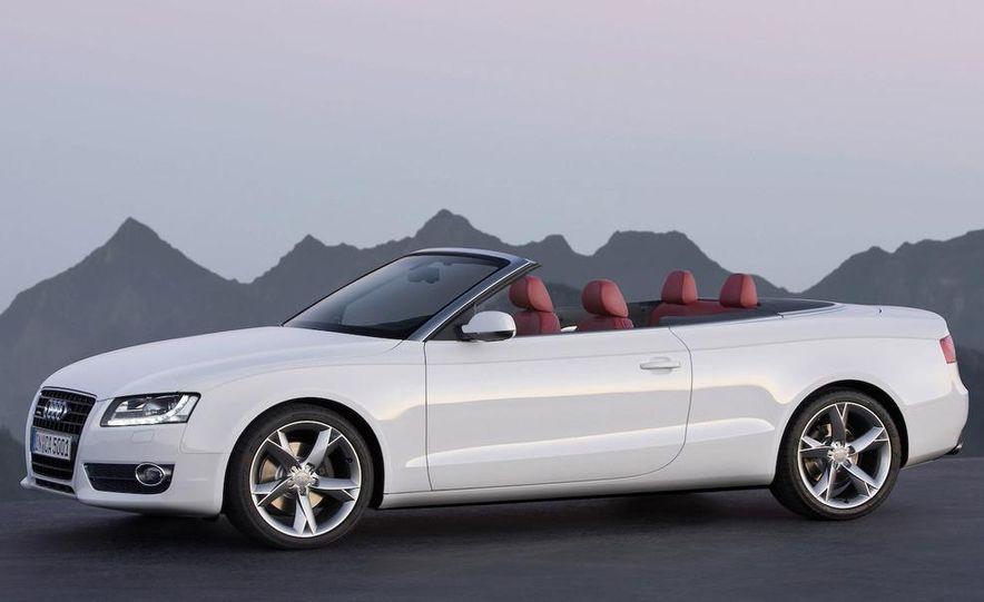 2010 Audi S5 cabriolet - Slide 24