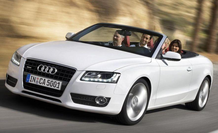 2010 Audi S5 cabriolet - Slide 37