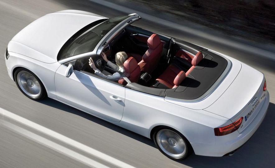 2010 Audi S5 cabriolet - Slide 38