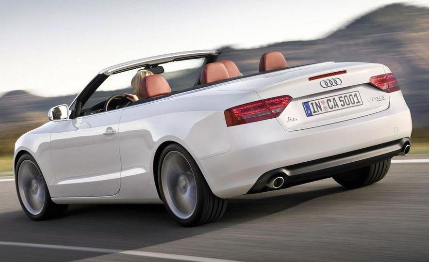 2010 Audi S5 cabriolet - Slide 39