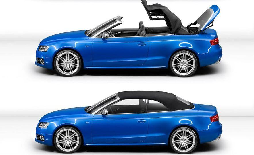 2010 Audi S5 cabriolet - Slide 51
