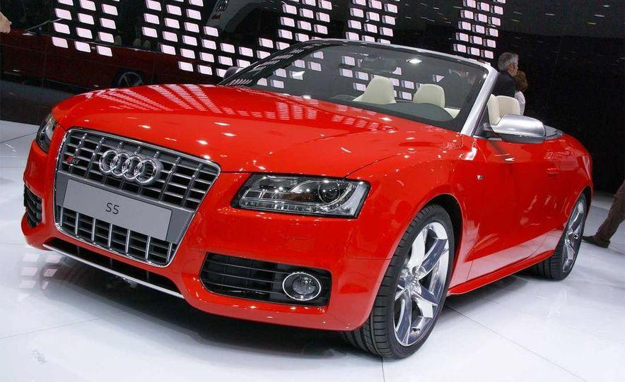 2010 Audi S5 cabriolet - Slide 2