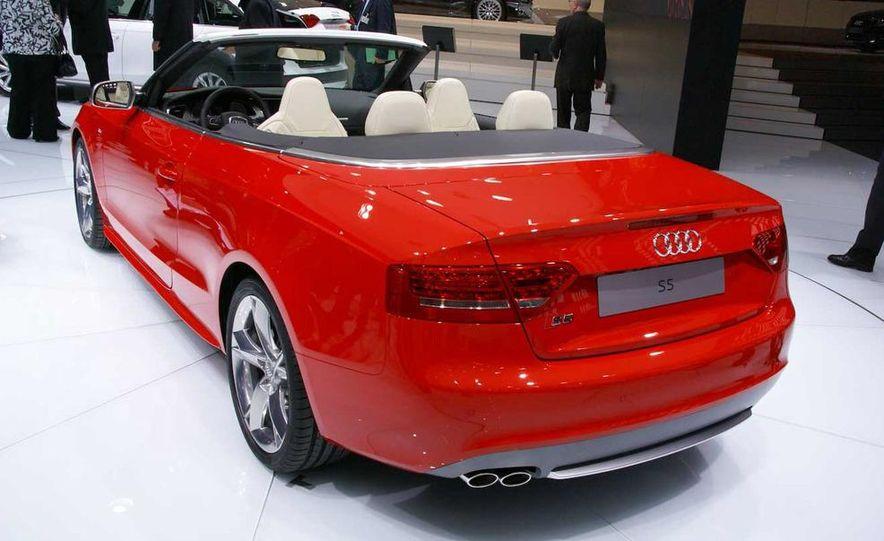 2010 Audi S5 cabriolet - Slide 3