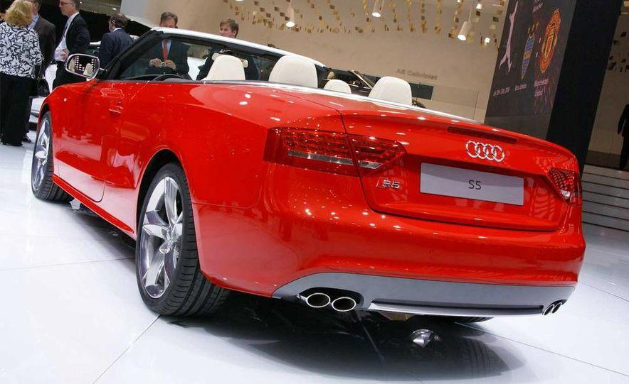 2010 Audi S5 cabriolet - Slide 4