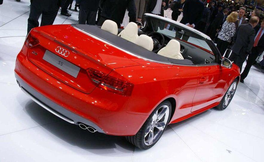 2010 Audi S5 cabriolet - Slide 5
