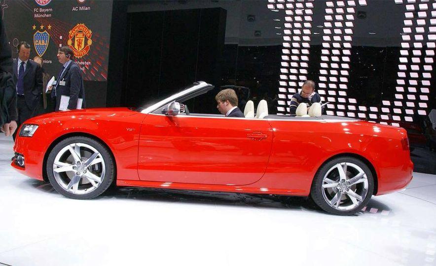 2010 Audi S5 cabriolet - Slide 6