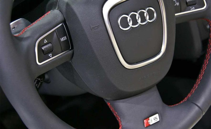 2010 Audi S5 cabriolet - Slide 20