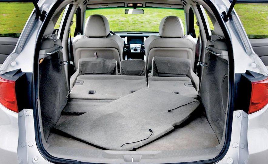 2007 Acura RDX wheel - Slide 13