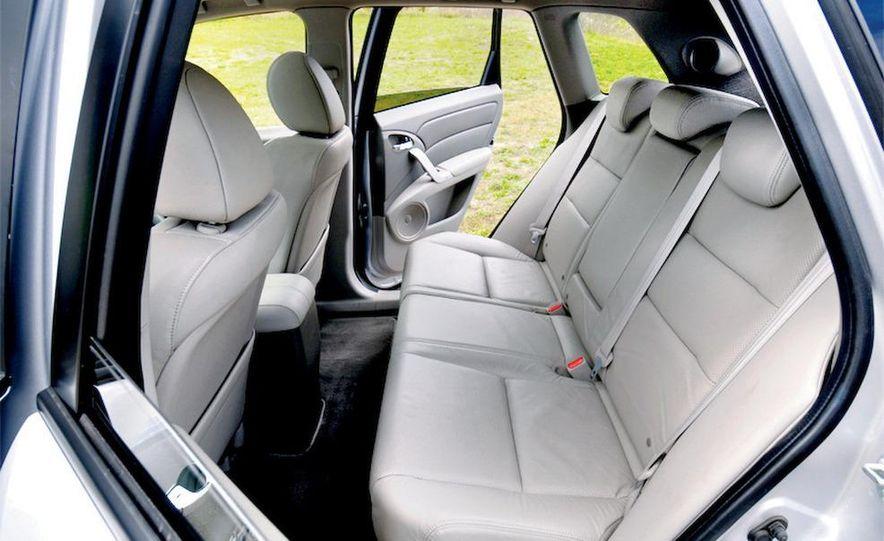 2007 Acura RDX wheel - Slide 14