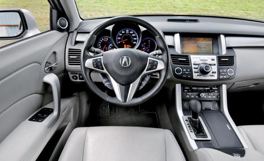 2007 Acura RDX wheel - Slide 15