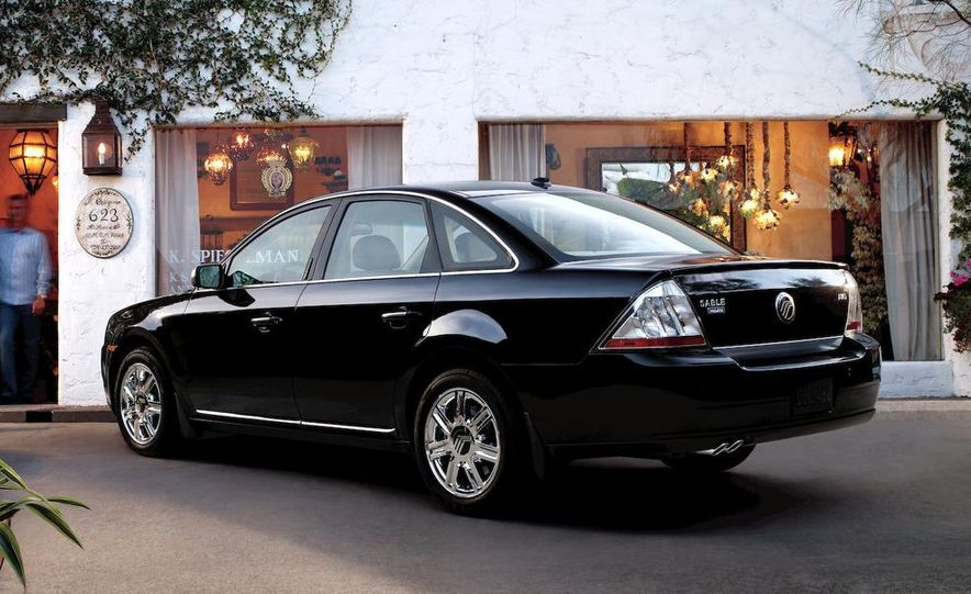 2009 Ford Taurus X Limited - Slide 11