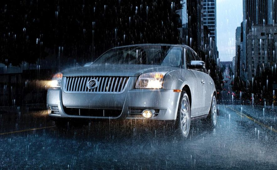 2009 Ford Taurus X Limited - Slide 14