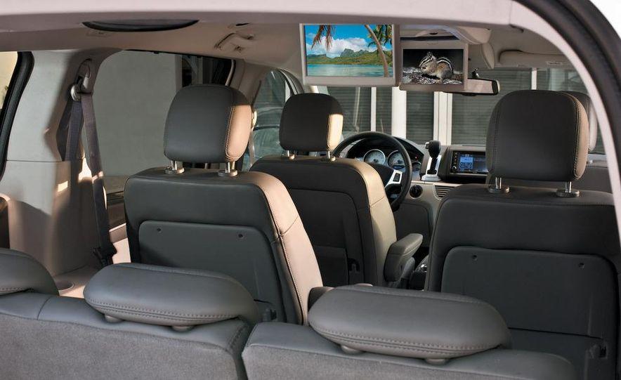 2008 Jeep Wrangler interior - Slide 26