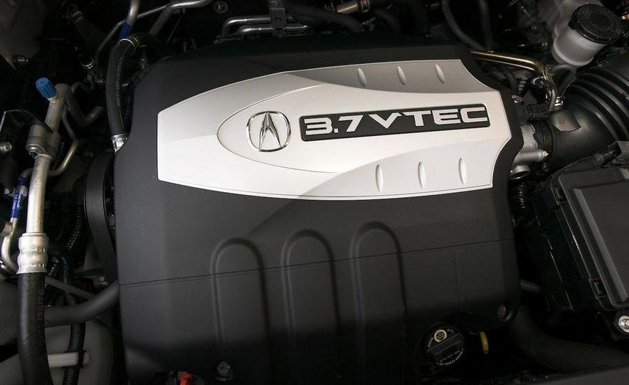 2009 Acura MDX - Slide 23