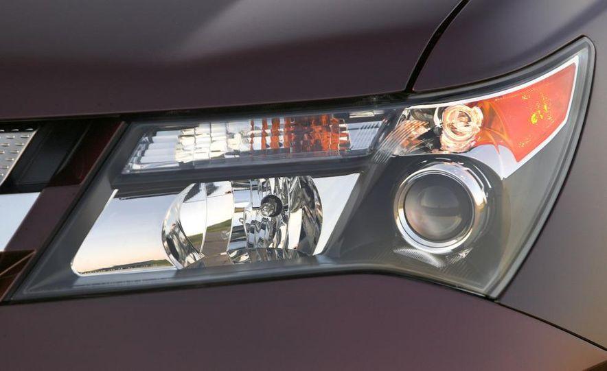 2009 Acura MDX - Slide 11