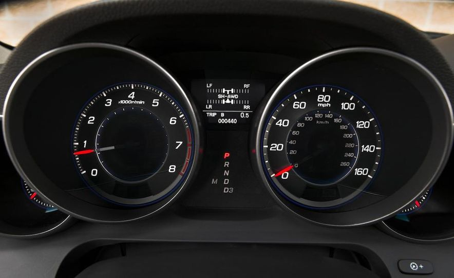 2009 Acura MDX - Slide 18