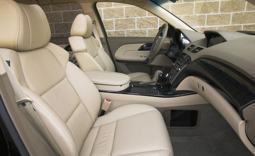 2009 Acura MDX - Slide 20
