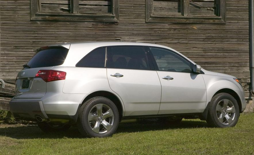 2009 Acura MDX - Slide 10