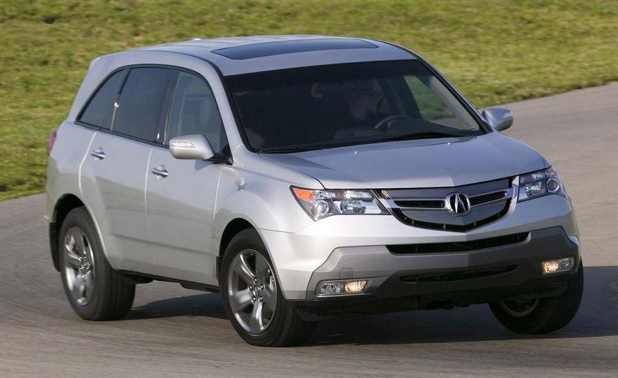 2009 Acura MDX - Slide 8