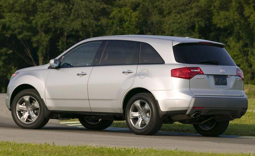 2009 Acura MDX - Slide 9