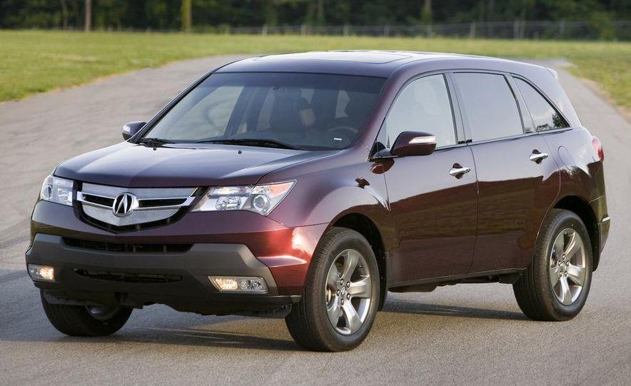 2009 Acura MDX - Slide 3