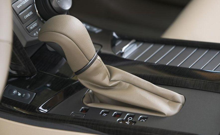 2009 Acura MDX - Slide 19