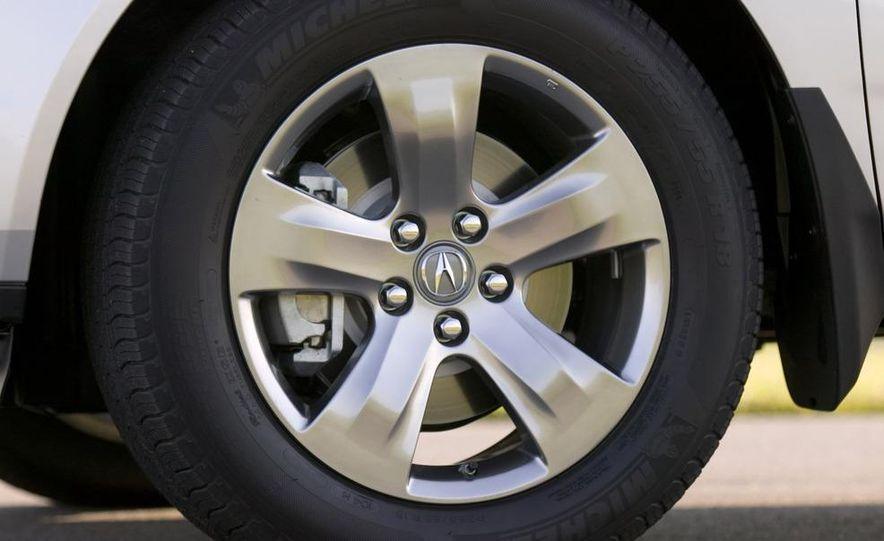 2009 Acura MDX - Slide 15