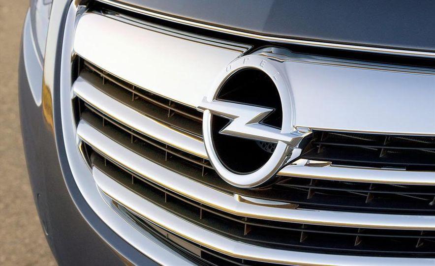 2009 Opel Insignia sedan - Slide 23