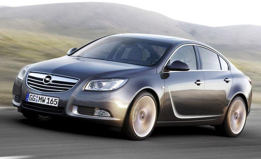 2009 Opel Insignia sedan - Slide 20
