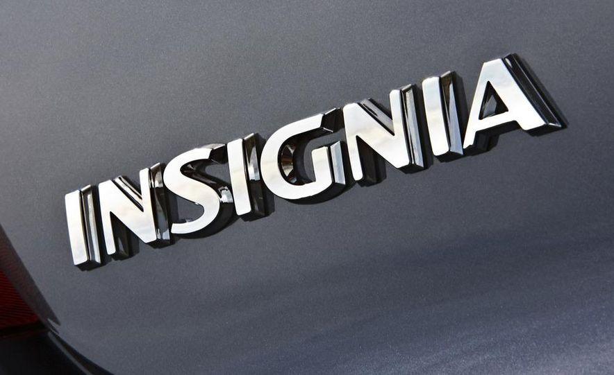 2009 Opel Insignia sedan - Slide 26