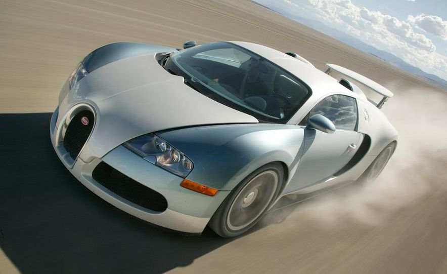 Bugatti EB 16.4 Veyron - Slide 1