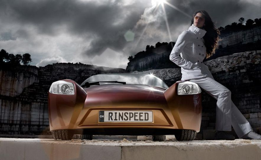 Rinspeed iChange concept - Slide 35