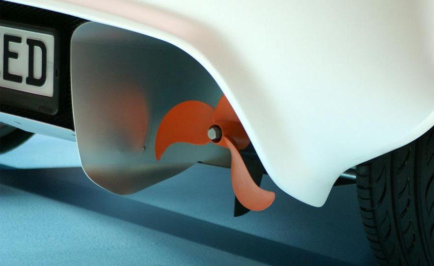 Rinspeed iChange concept - Slide 26