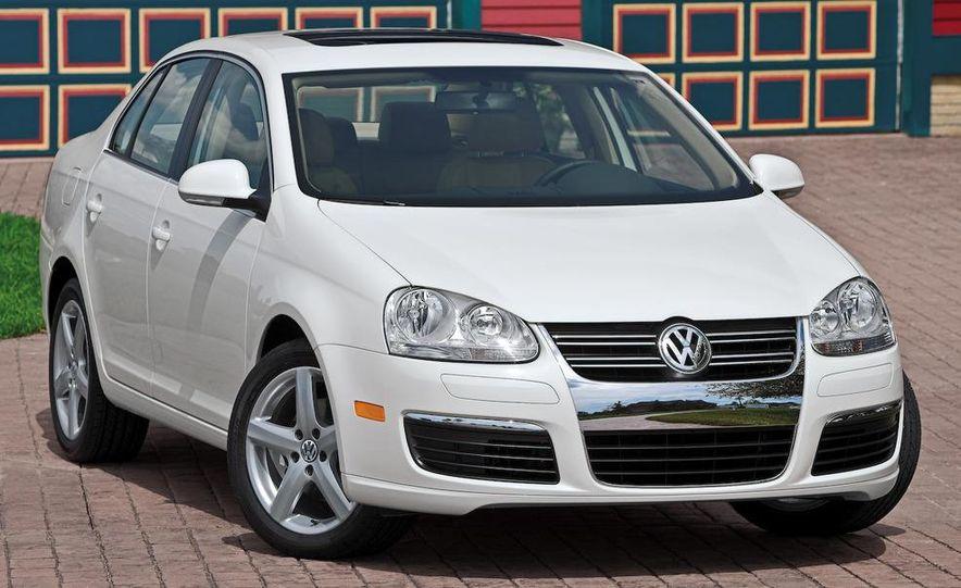 2011 Volkswagen Jetta sedan (spy photo) - Slide 13